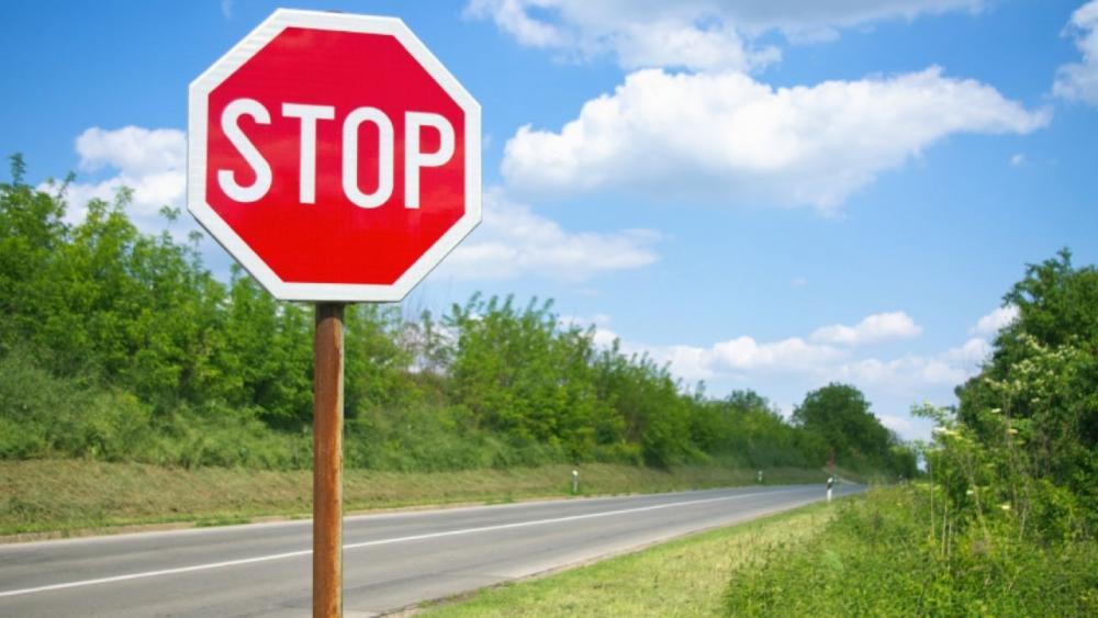stop temporaneo